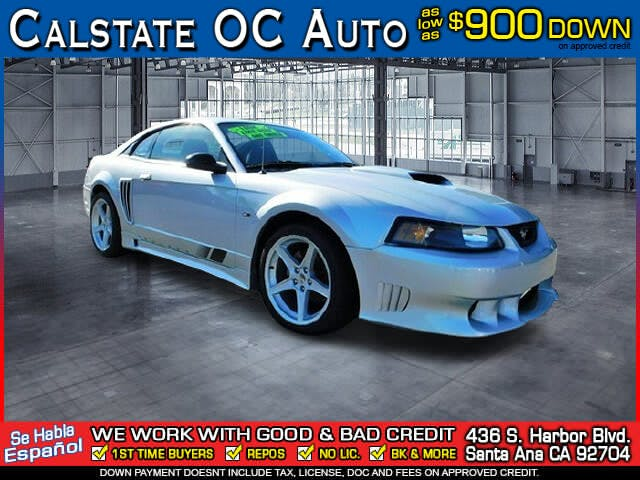 2004 Ford Mustang For Sale In Santa Ana
