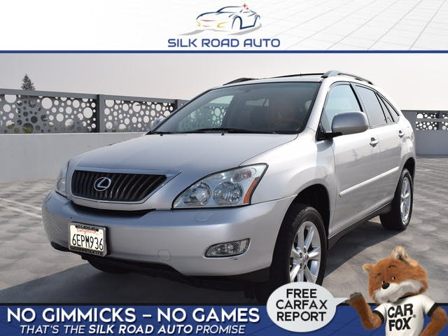 Stevens Creek Lexus Used Cars >> 2009 Lexus RX 350 for sale in Santa Clara