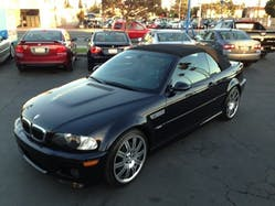 2003 BMW M3 SMG CONVERTIBLE