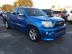2007 TOYOTA TACOMA X-RUNNER ACCESS CAB