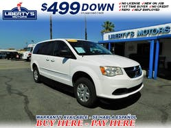2012 Dodge Grand Caravan ( HANDICAP )