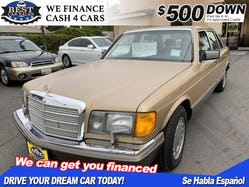 1987 Mercedes-Benz 300SDL