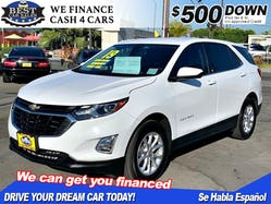 2019 Chevrolet Equinox AWD