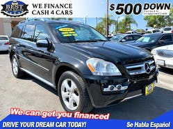 2010 Mercedes-Benz GL 450