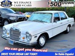 1969 Mercedes-Benz 280SE