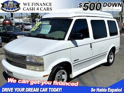 1999 Chevrolet Astro Conversion Van