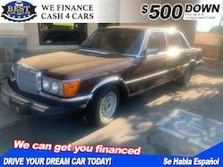 1980 Mercedes-Benz 450 SEL