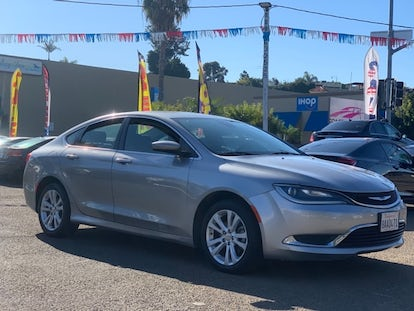 2015 Chrysler 200 For Sale In San Diego Ca 92110