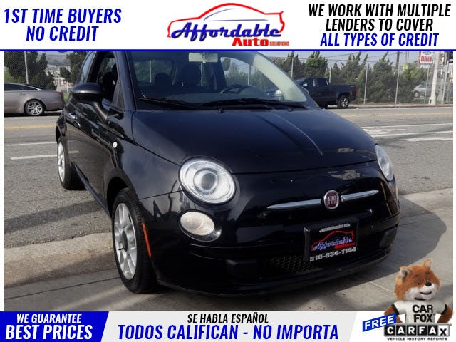 used fiat in wilmington, ca   affordable auto solutions