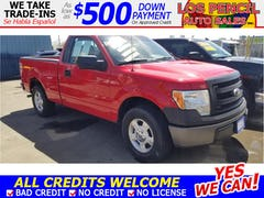 2014 Ford F150 Regular Cab