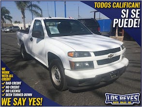 2010 Chevrolet Colorado Regular Cab