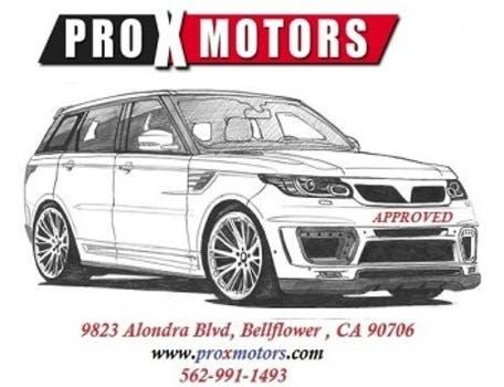Pro X Motors