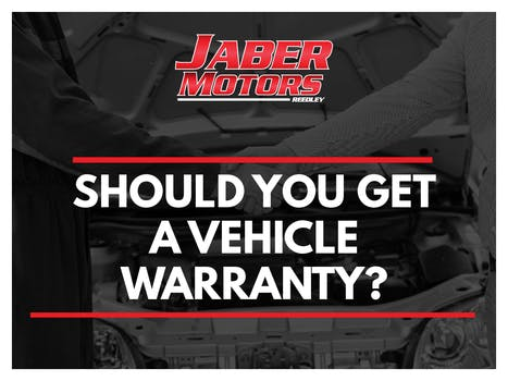 Should You Get a Vehicle Warranty?