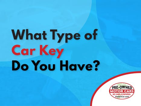 What Type of Car Key Do You Have?